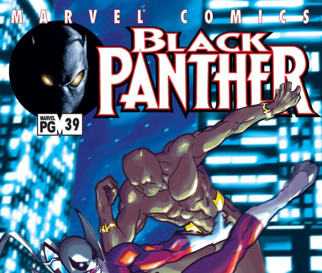 BLACK PANTHER (1998) #39