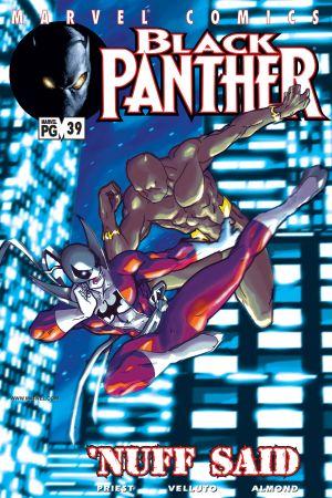 Black Panther #39