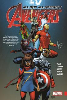 All-New, All-Different Avengers (Hardcover)