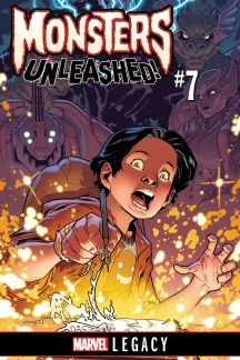 Monsters Unleashed (2017) #7