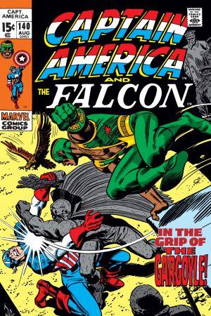Captain America (1968) #140