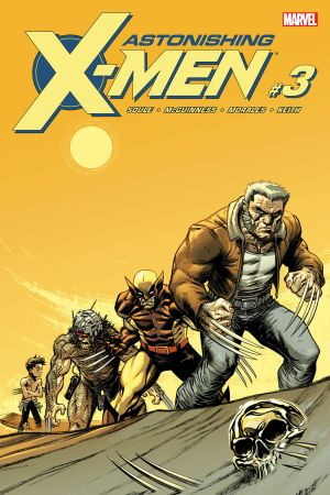 Astonishing X-Men (2017) #3
