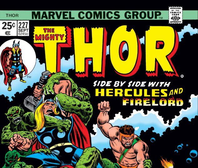 THOR (1966) #227