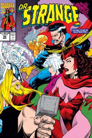 Doctor Strange, Sorcerer Supreme #35
