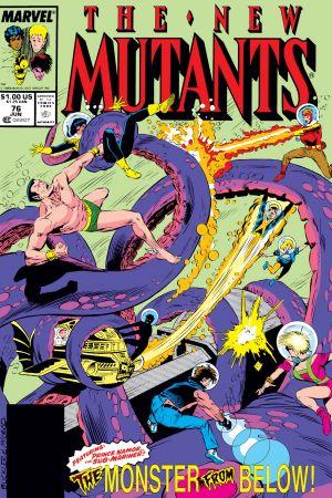 New Mutants #76