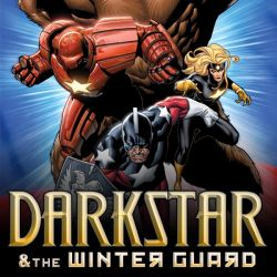 Darkstar and the Winter Guard