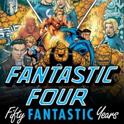 FF: 50 Fantastic Years