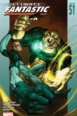 Ultimate Fantastic Four (2003) #51