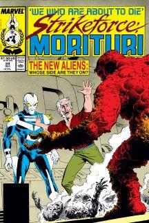 Strikeforce: Morituri (1986) #24