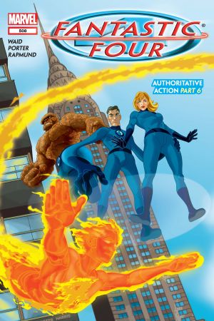 Fantastic Four #508