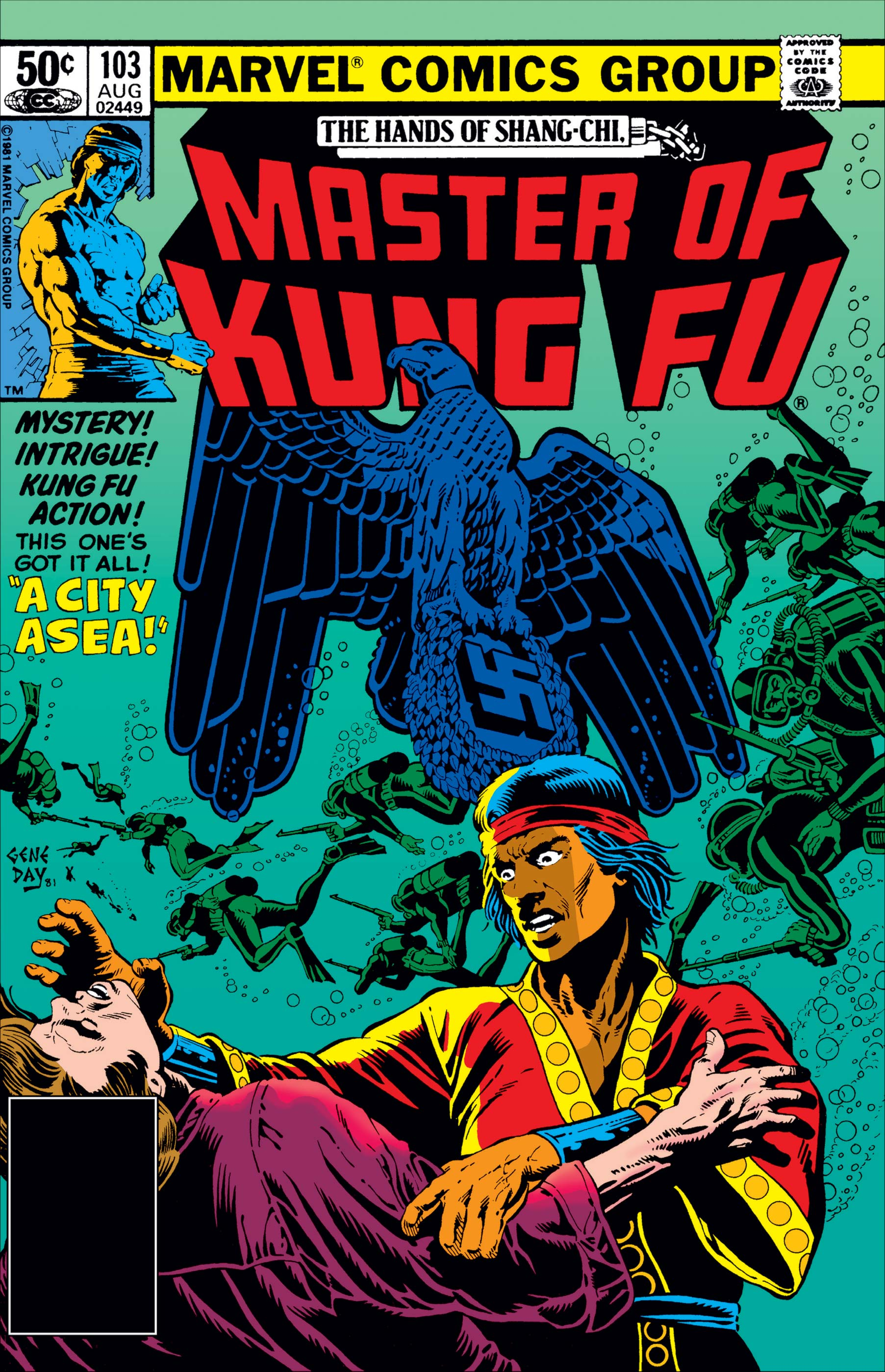 Master of Kung Fu (1974) #103
