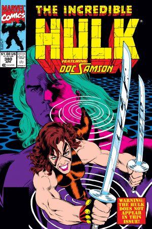 Incredible Hulk #380