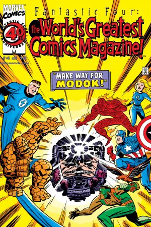 Fantastic Four: World's Greatest Comics Magazine #4