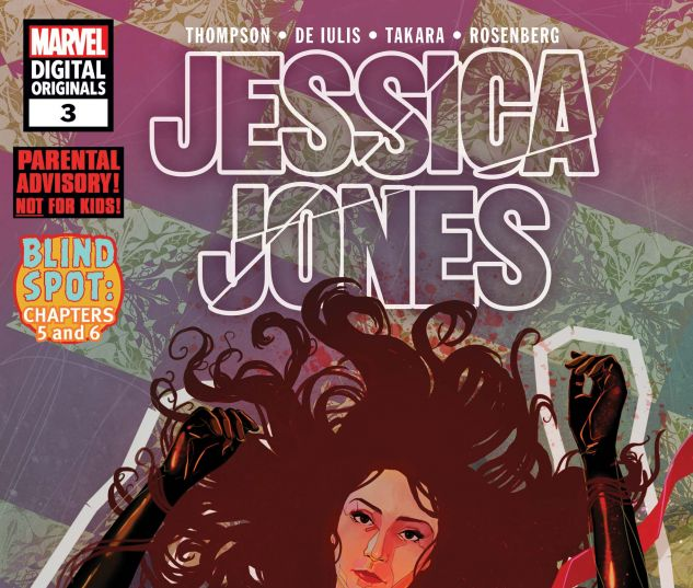 Jessica Jones: Mdo Digital Comic (2018) #3