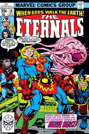 Eternals (1976) #18