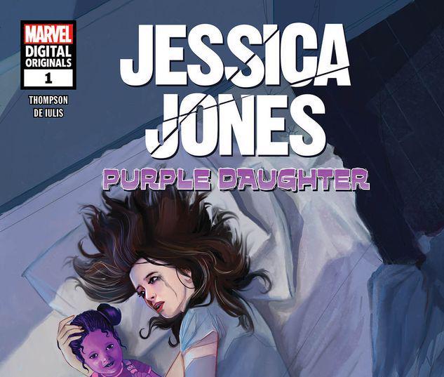 Jessica Jones: Purple Daughter Mdo Digital Comic #1