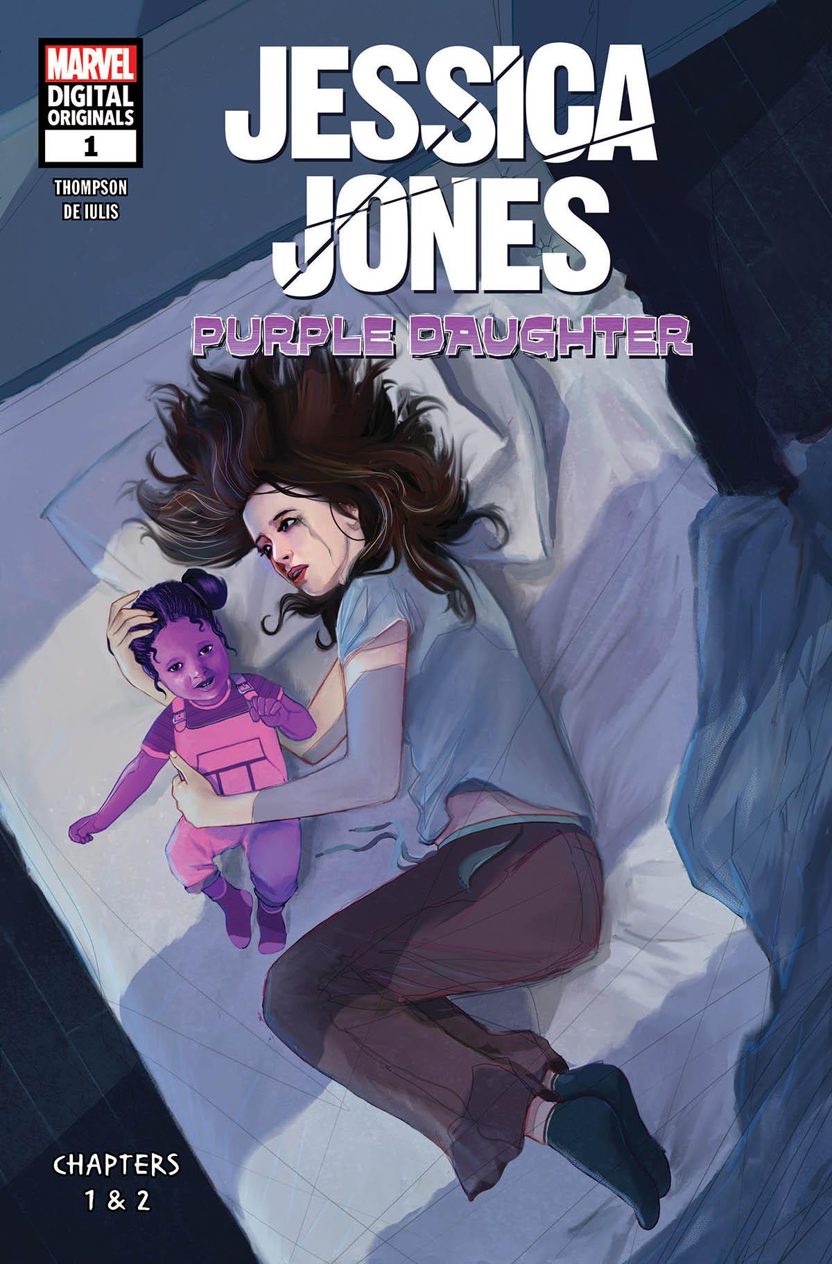 Jessica Jones - Marvel Digital Original: Purple Daughter (2019) #1