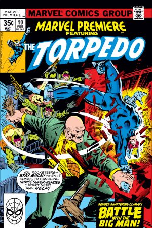 Marvel Premiere (1972) #40