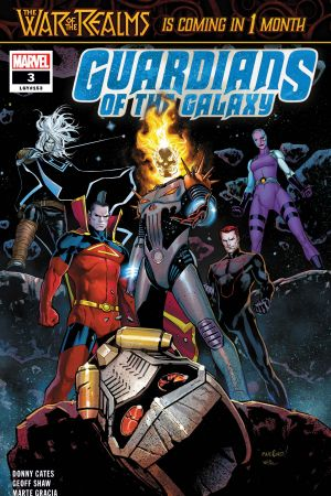 Guardians of the Galaxy (2019) #3