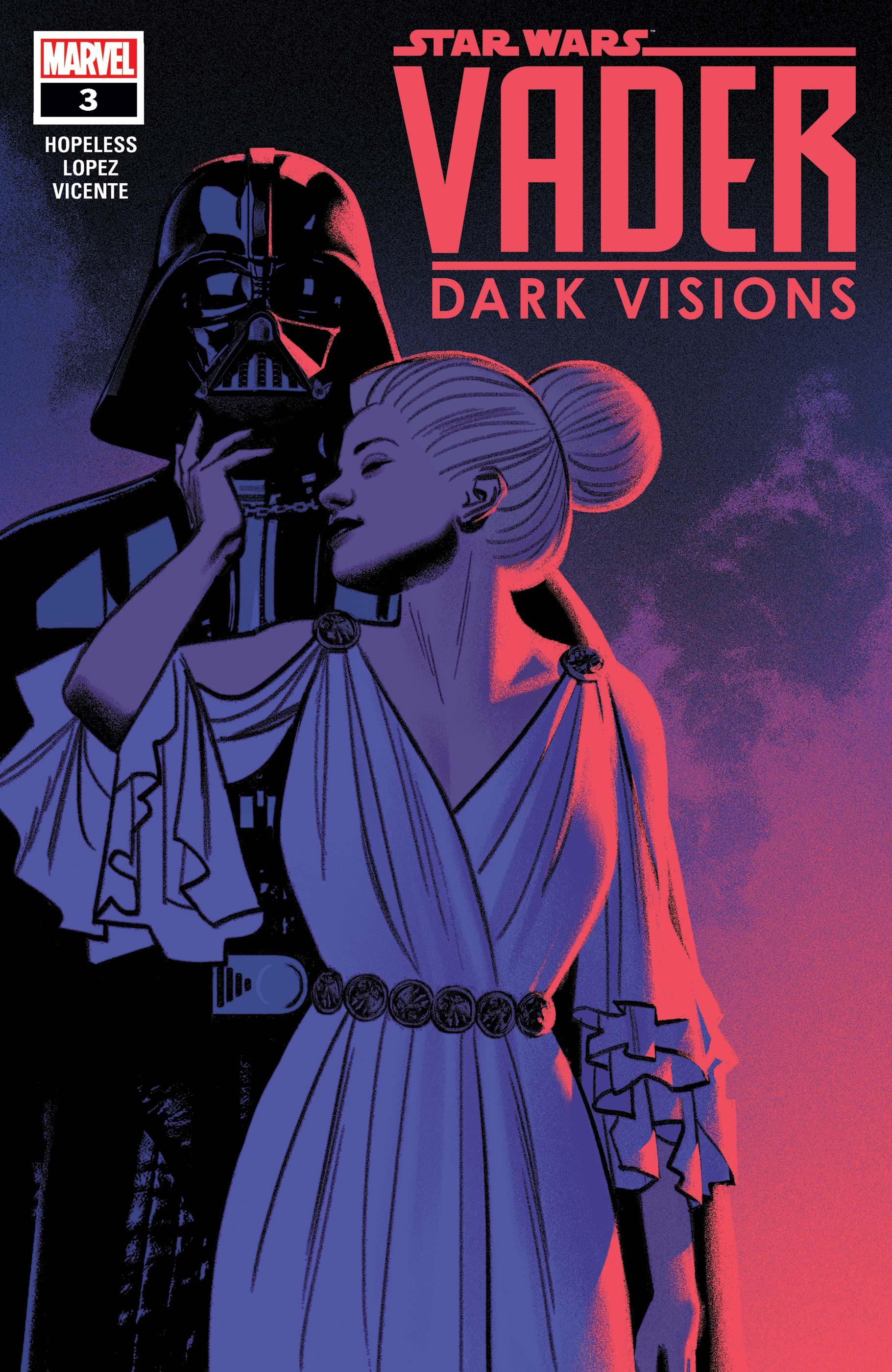 Star Wars: Vader - Dark Visions (2019) #3