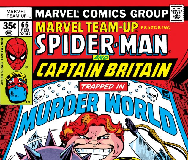MARVEL TEAM-UP (1972) #66