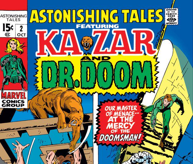 Astonishing Tales #2