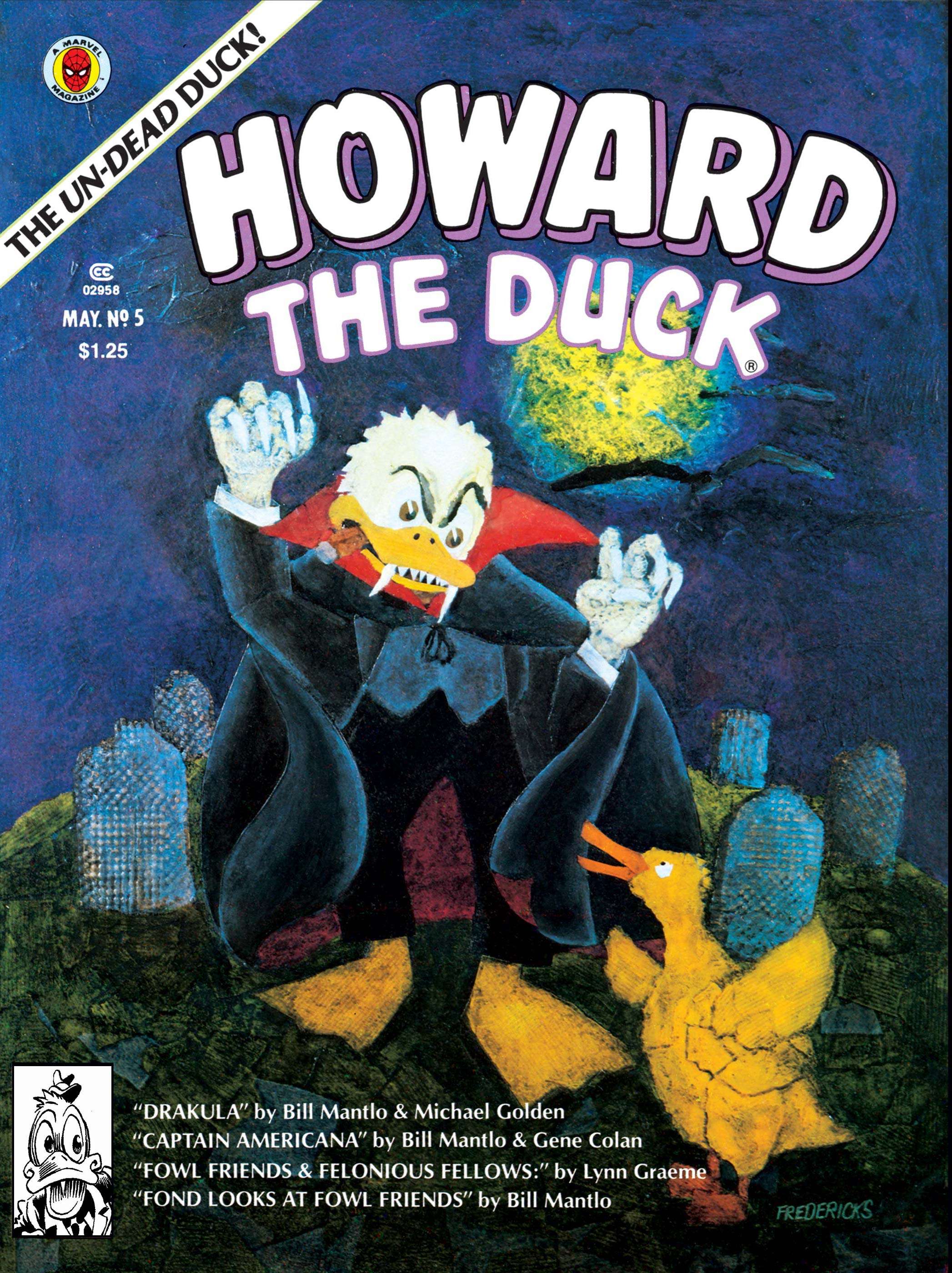 Howard the Duck (1979) #5