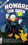Howard the Duck Magazine #5