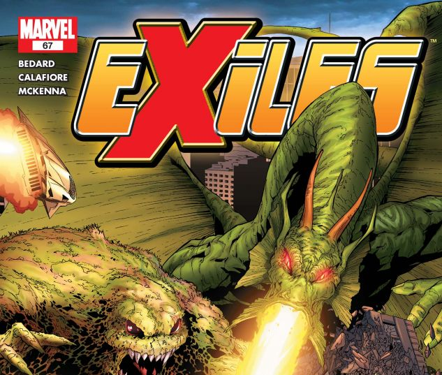 EXILES (2001) #67