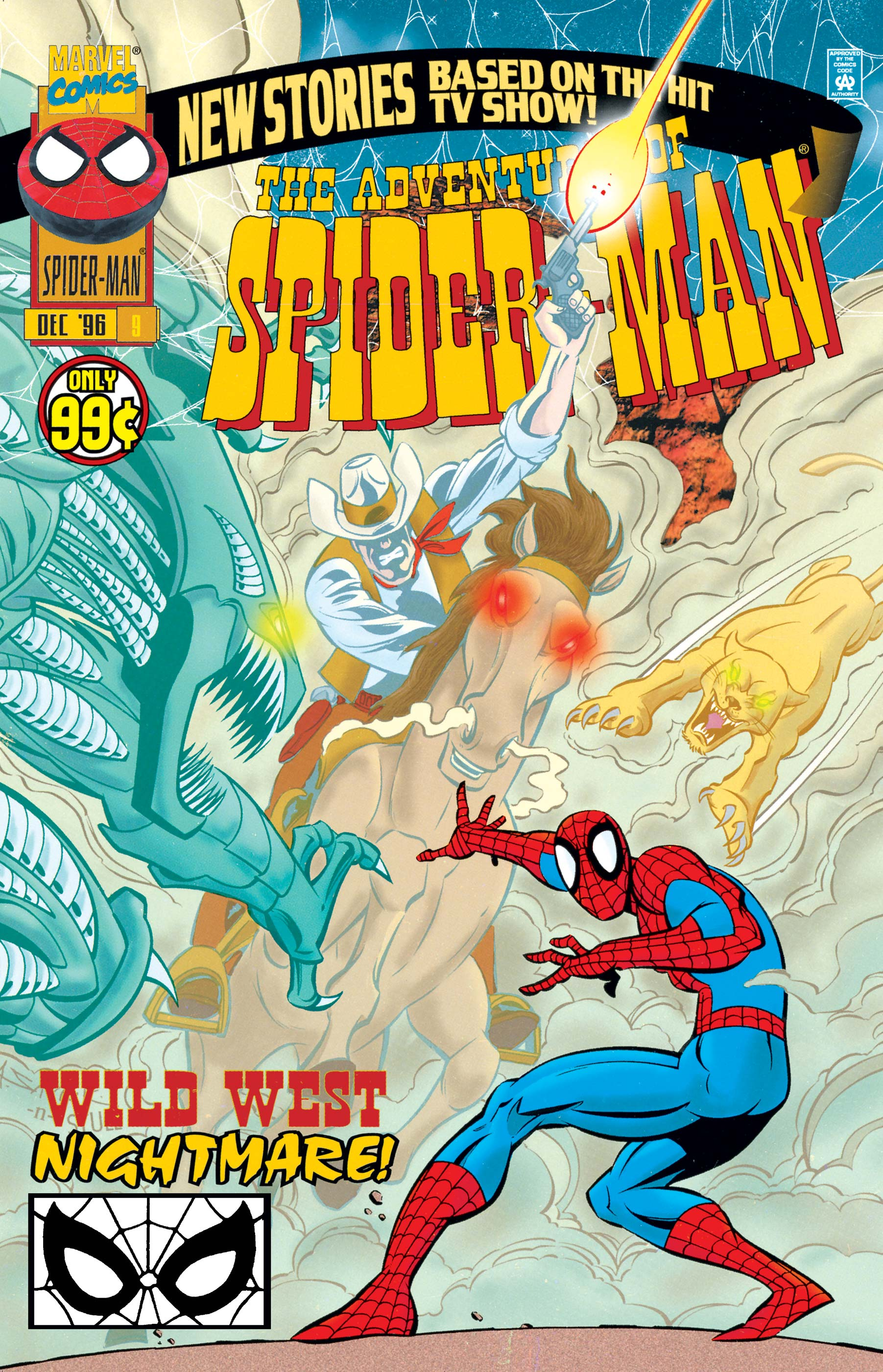 Adventures of Spider-Man (1996) #9