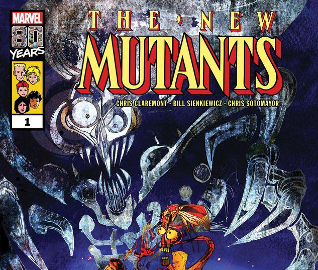 NEW MUTANTS: WAR CHILDREN 1 #1