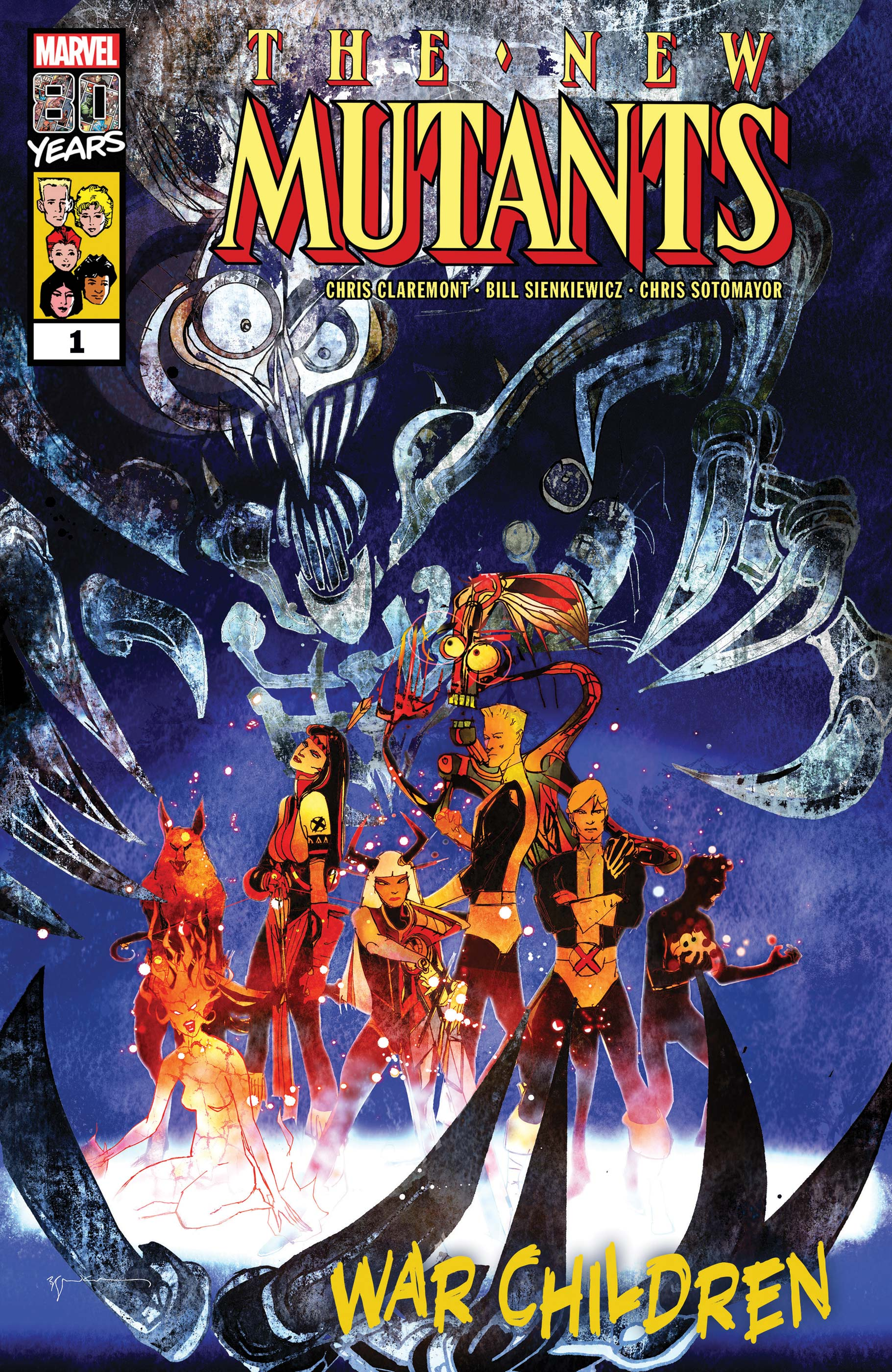 New Mutants: War Children (2019) #1