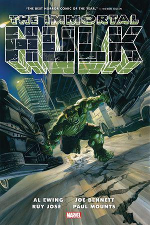 Immortal Hulk Vol. 1 (Hardcover)