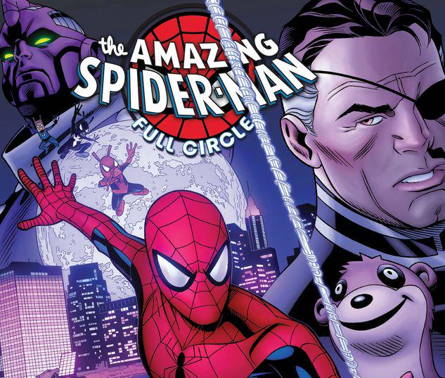 AMAZING SPIDER-MAN: FULL CIRCLE 1 SPROUSE VARIANT #1