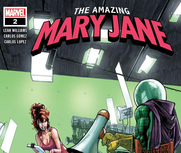 Amazing Mary Jane #2
