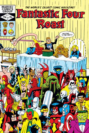 Fantastic Four Roast (1982) #1