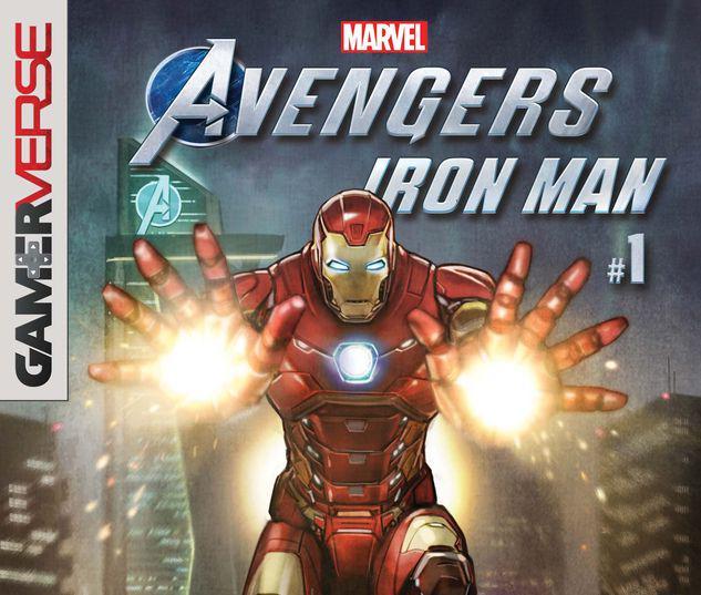 MARVEL'S AVENGERS: IRON MAN 1 #1
