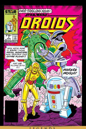 Star Wars: Droids (1986) #1