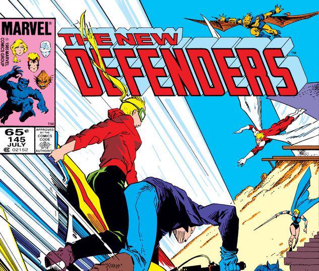 Defenders #145
