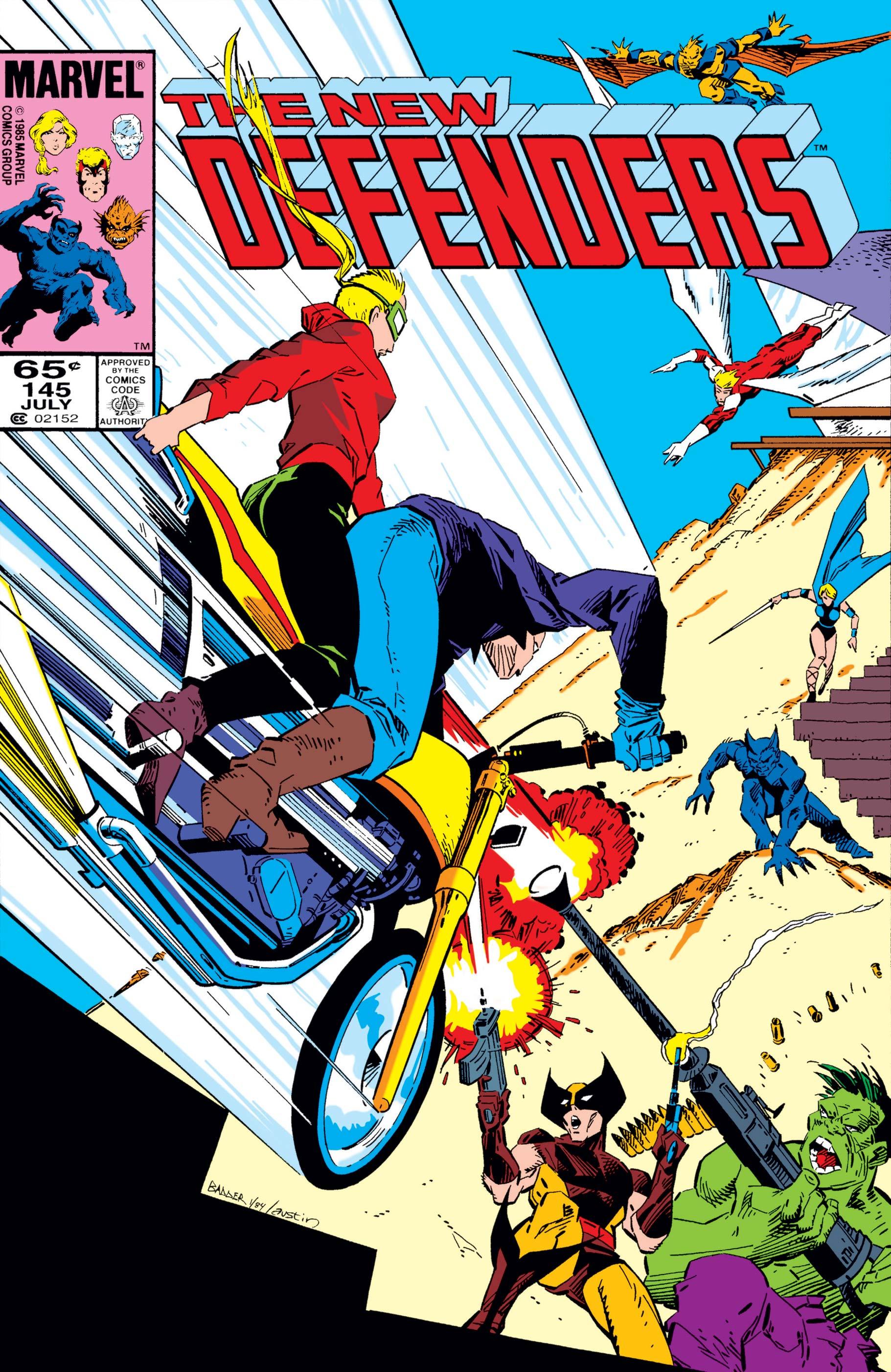 Defenders (1972) #145