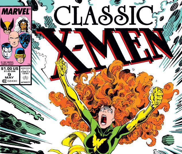 Classic X-Men #9