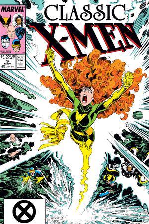 Classic X-Men (1986) #9