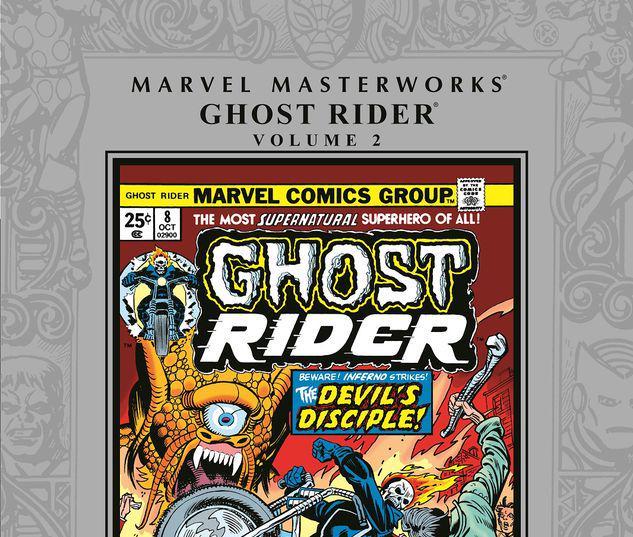 MARVEL MASTERWORKS: GHOST RIDER VOL. 2 HC #2