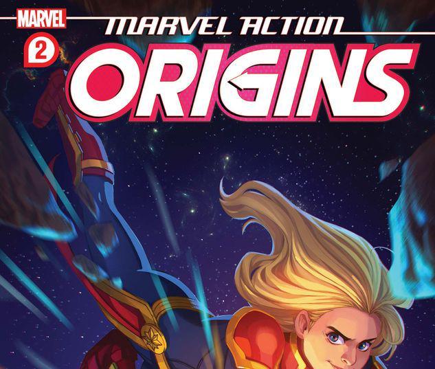 Marvel Action Origins #2