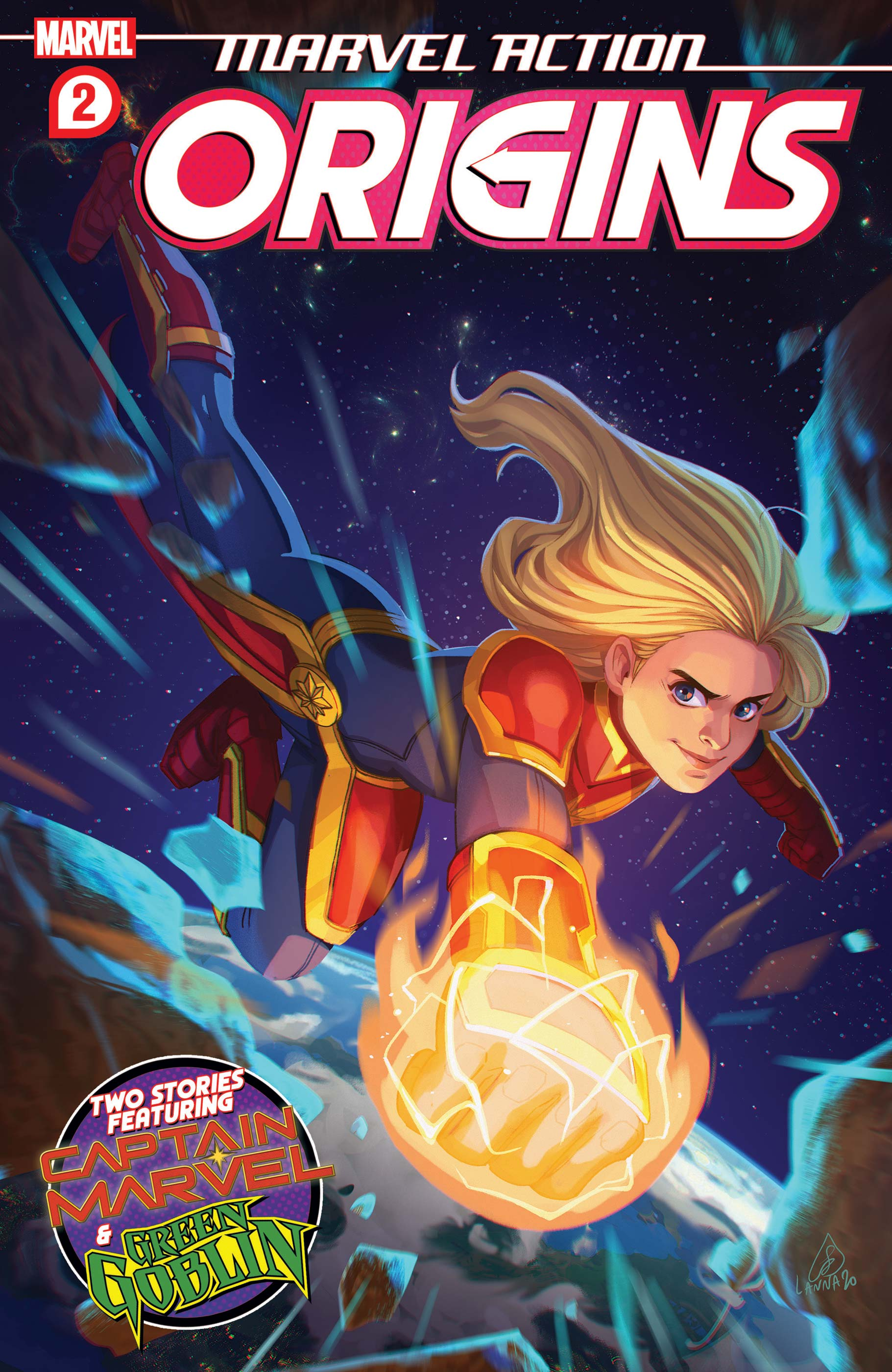 Marvel Action Origins (2021) #2
