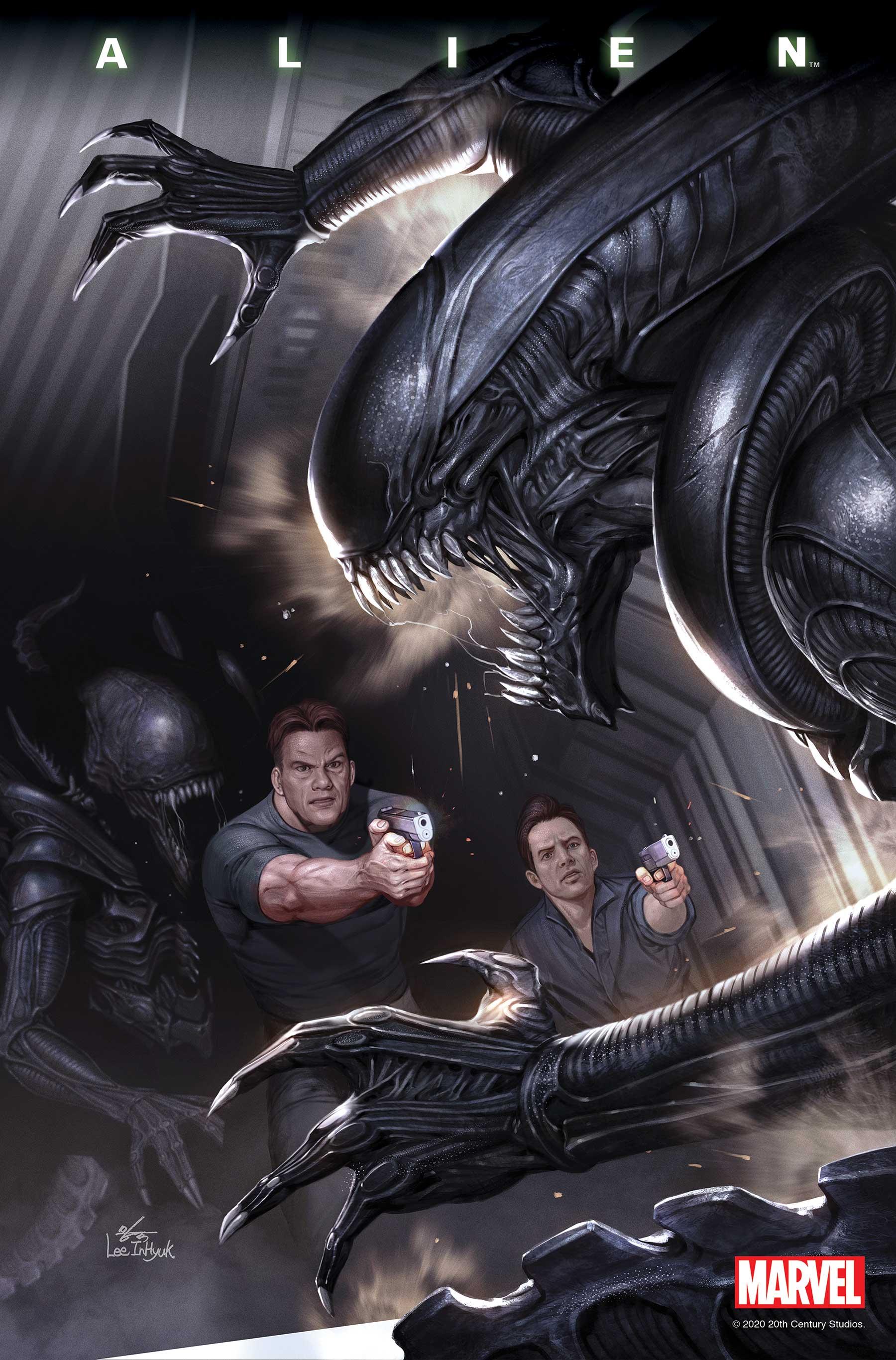 Alien (2021) #4
