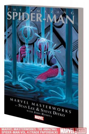 Marvel Masterworks: The Amazing Spider-Man Vol. 4 (Trade Paperback)