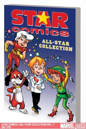 STAR COMICS: ALL-STAR COLLECTION VOL. 1 GN-TPB (Trade Paperback)