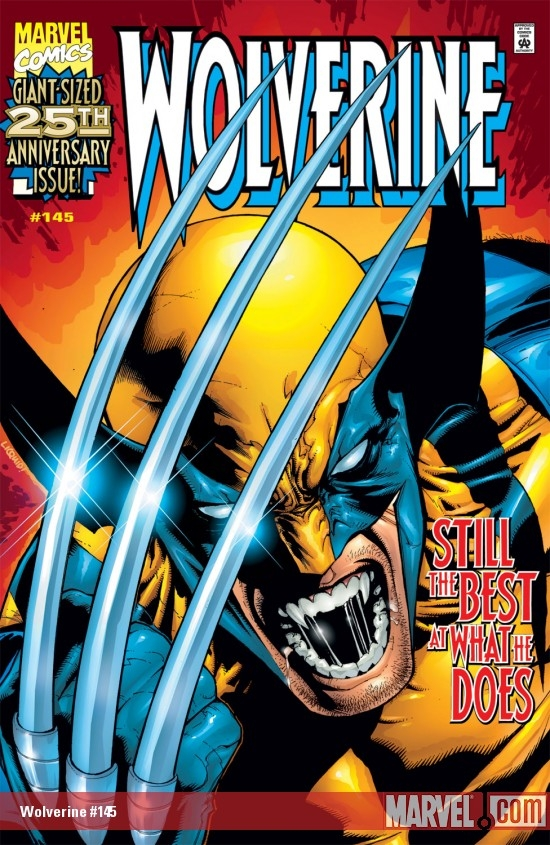 Wolverine (1988) #145