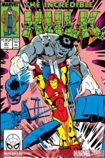 Incredible Hulk #361